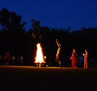Pagan Spirit Gathering 1122
