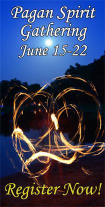 Register for Pagan Spirit Gathering
