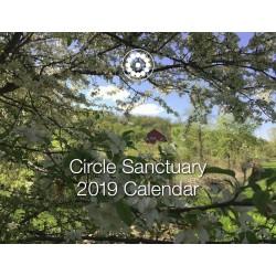 2019 Circle Sanctuary Calendar