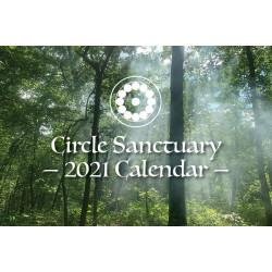 2021 Circle Sanctuary Calendar