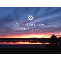 2018 Circle Sanctuary Calendar