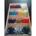 Colored Chime Candles