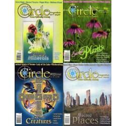 CIRCLE Magazine Discount Bundle: Sacred Forms